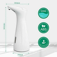 Load image into Gallery viewer, Automatic Liquid Soap Dispenser 200ml - Free Shipping