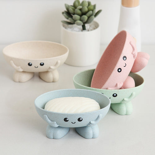 Cartoony Style Soap Dish - Free Shipping