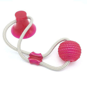 Suction Tug Dog Toy - Free Shipping