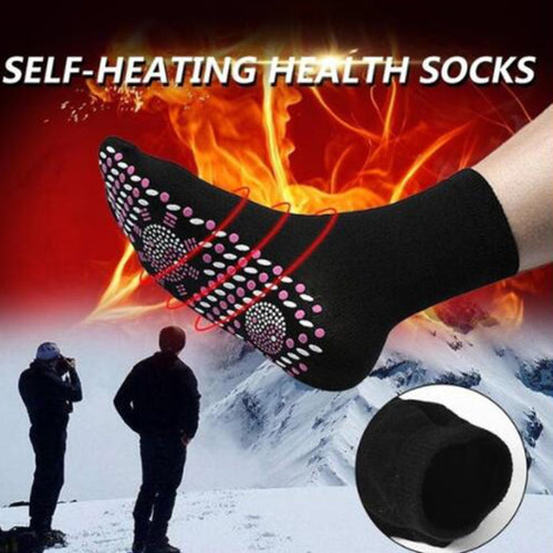 Self-Heating Magnetic Socks - Free Shipping
