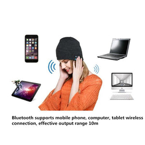 Bluetooth Toque Beanie - Free Shipping
