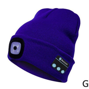 Bluetooth Toque with LED light - Free Shipping