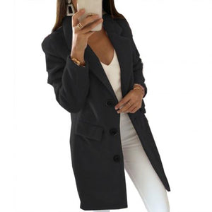 Womens Overcoat - Free Shipping