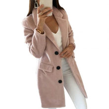 Load image into Gallery viewer, Womens Overcoat - Free Shipping