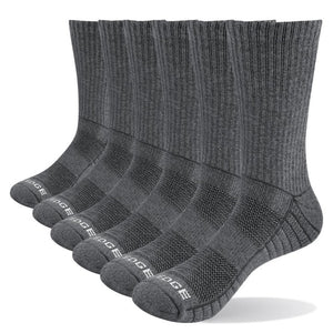 6 Pairs Men's Socks Multiple Sizes and Colors - Free Shipping