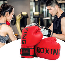 Load image into Gallery viewer, Great Boxing Gloves - Child, Teen, Adult Sizes - Free Shipping