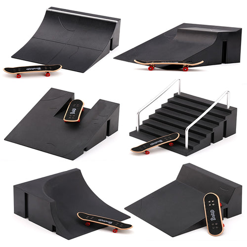 Finger Skateboard Park Pieces - Free Shipping