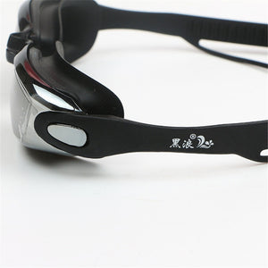 UV Protected Swim Goggles with Ear Plugs - Free Shipping