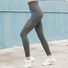 Load image into Gallery viewer, Breathable Women Yoga Pants/Leggings - Free Shipping