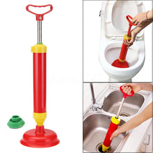 Load image into Gallery viewer, Powerful Sink and Toilet Plunger - Free Shipping