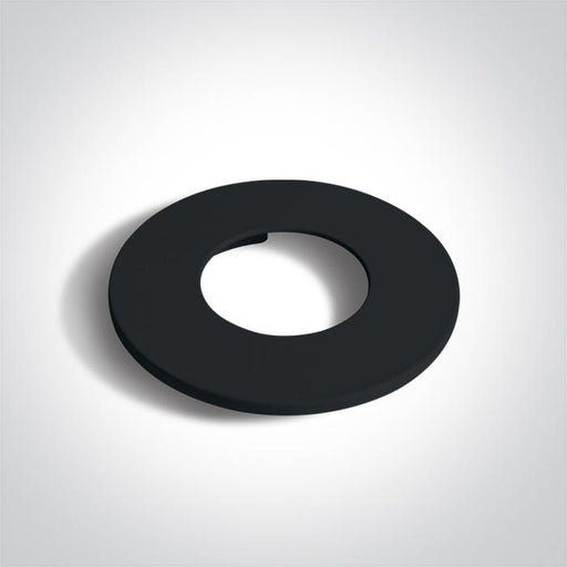 BLACK ROUND FIXED RING FOR 10106PF