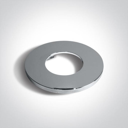 CHROME ROUND FIXED RING FOR 10106PF