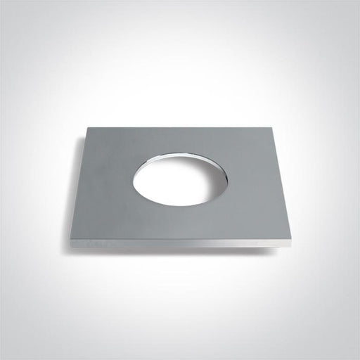 CHROME SQUARE FIXED RING FOR 10106PF