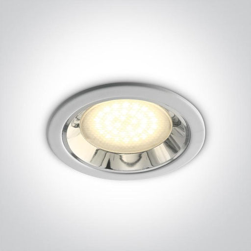 ONE Light White Gx53 Recessed 5291889000143 10007/W