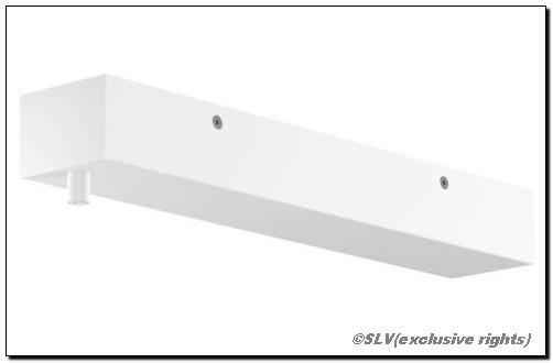SLV 1001804 H-PROFILE ceiling plate, white