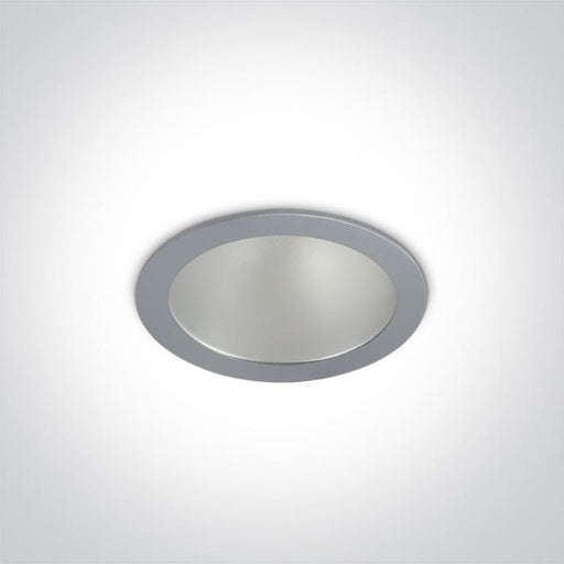ONE Light Grey Led 10w Warm White Dimmable 230v 5291889028147 10110K/G/W