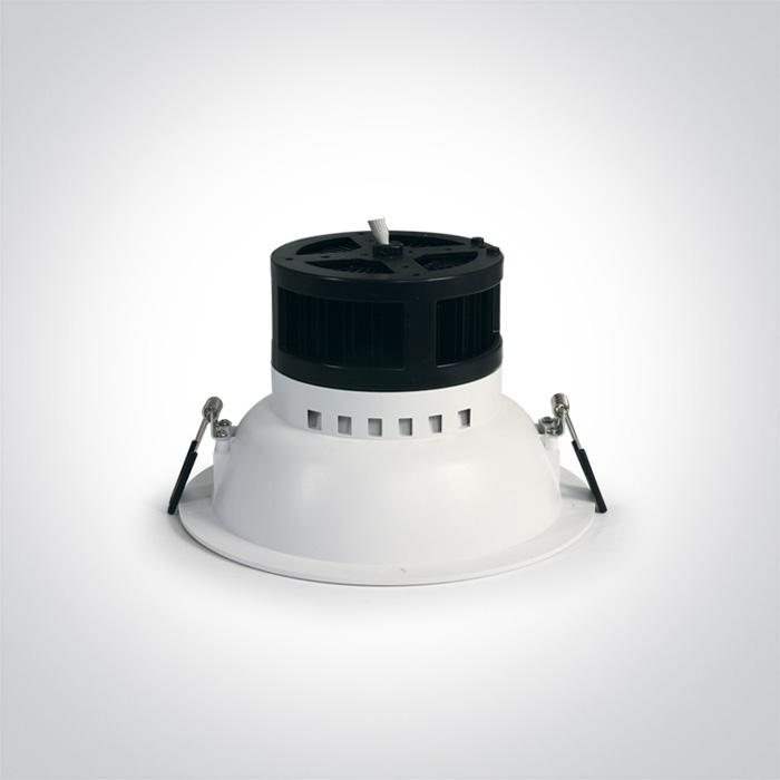 WHITE LED 12w CW DARK LIGHT 350mA