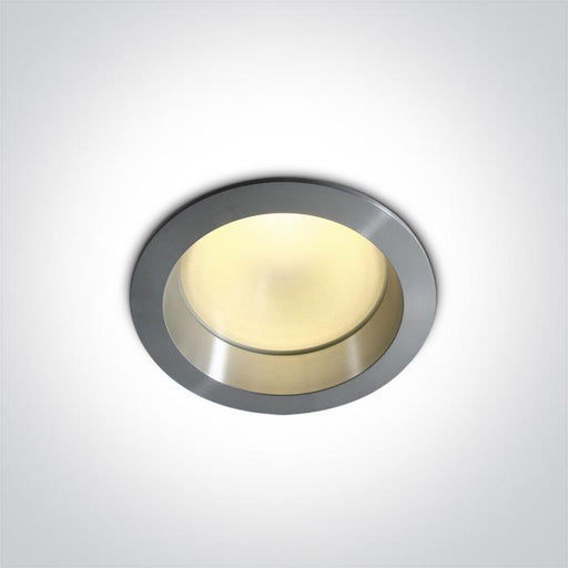 ONE Light Aluminium Led 15w Warm White 5291889032908 10115E/AL/W