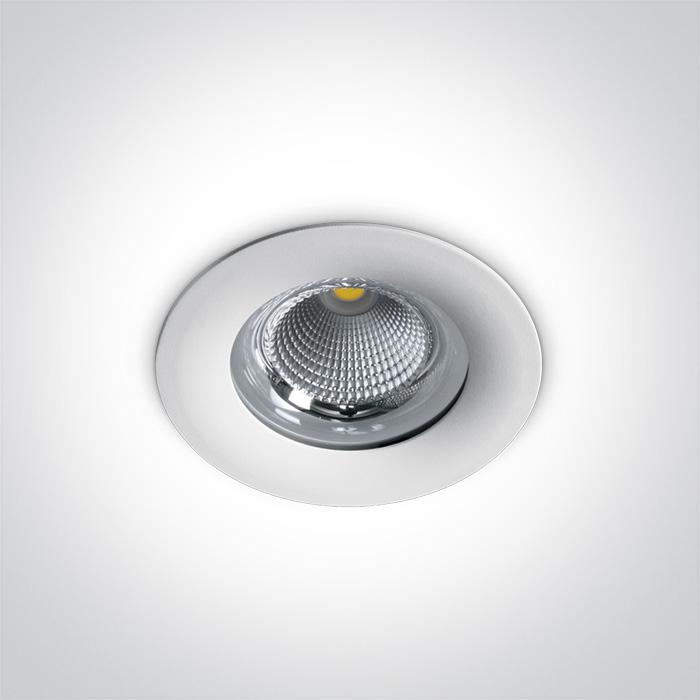 WHITE LED 20W CW IP65 60d 230V