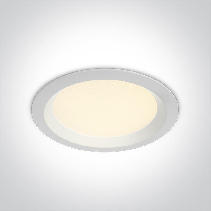 ONE Light White Smd Led Ugr19 30w Variable Cct Warm White Cool White Dl Ip44 230v 5291889065326 10130UV/W