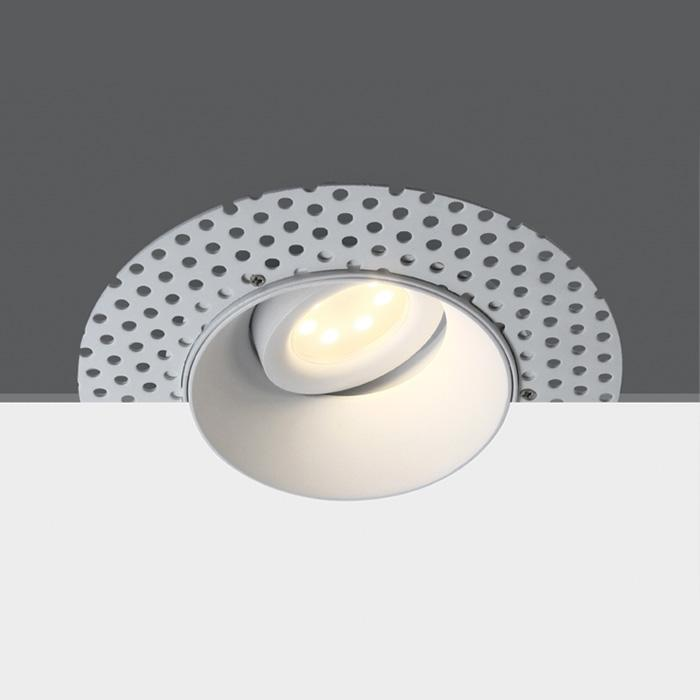 ONE Light White Mr16 Gu10 50w Trimless Dark Light 5291889057185 11105UTR/W
