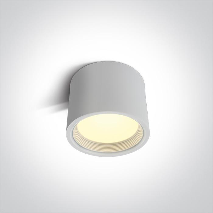 ONE Light White Led 15w Warm White Ip40 230v 5291889041474 12115L/W/W
