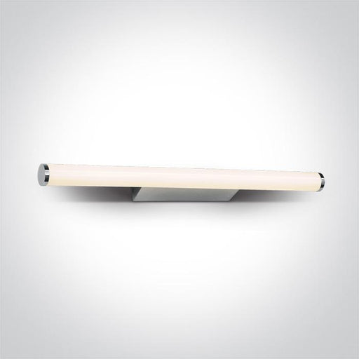 ONE Light Chrome T8 Led Tube 600mm Ip44 5291889041542 38114CE/C