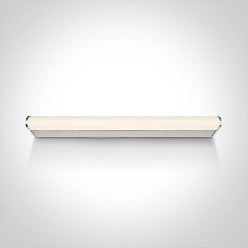 ONE Light Chrome T8 Led Tube 600mm Ip44 5291889039037 38114DE/C
