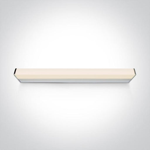 ONE Light Chrome T8 Led Tube 600mm Ip44 5291889041535 38114EE/C