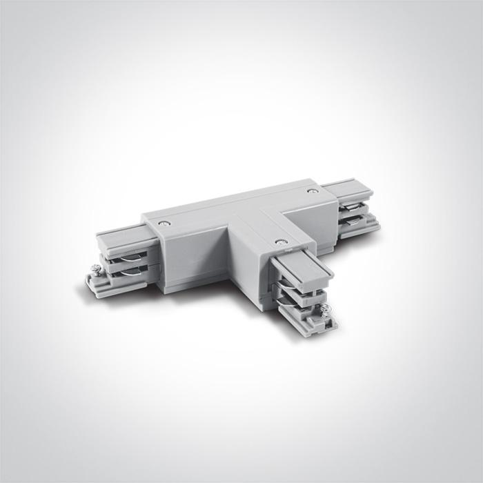 WHITE T CONNECTOR