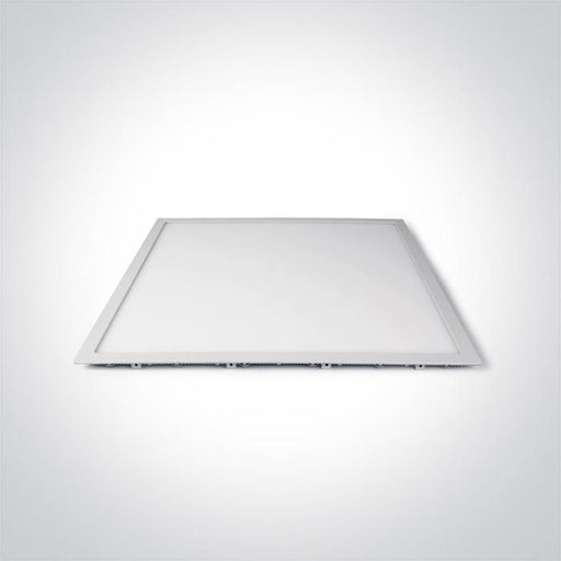 WHITE LED 48W WW 60x60cm RECESSED PANEL 120deg IP20 1200mA