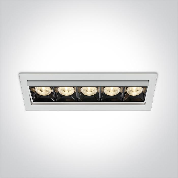 WHITE LED 20W WW 38deg IP20 230V