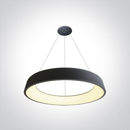 ONE Light Anthracite Pendant Led 42w Warm White Ip20 230v 5291889046837 62142NB/AN/W