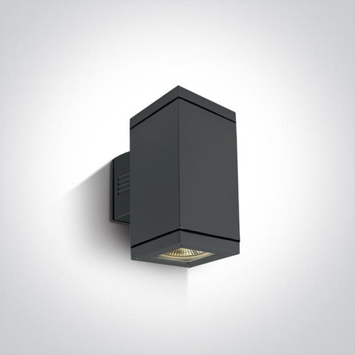 ONE Light Anthracite Wall 2xpar30 Ip54 5291889042396 67132A/AN