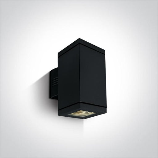 ONE Light Black Wall 2xpar30 Ip54 5291889060000 67132A/B