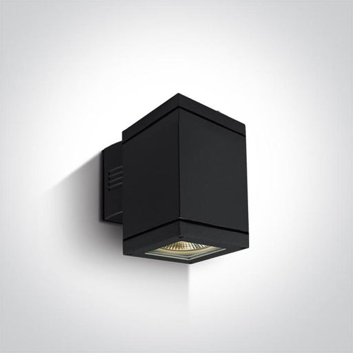 ONE Light Black Wall E27 Par30 Ip54 5291889059998 67132F/B