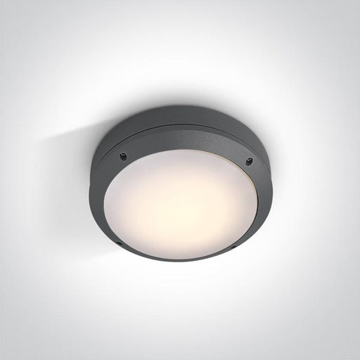 ONE Light Anthracite Ip54 E27 5291889047414 67204/AN