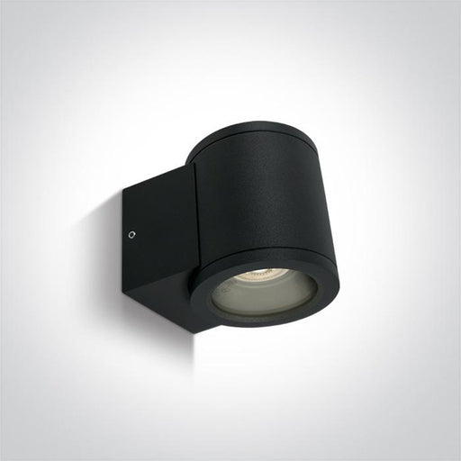 ONE Light Black Wall Gu10 35w Ip54 5291889057536 67400A/B