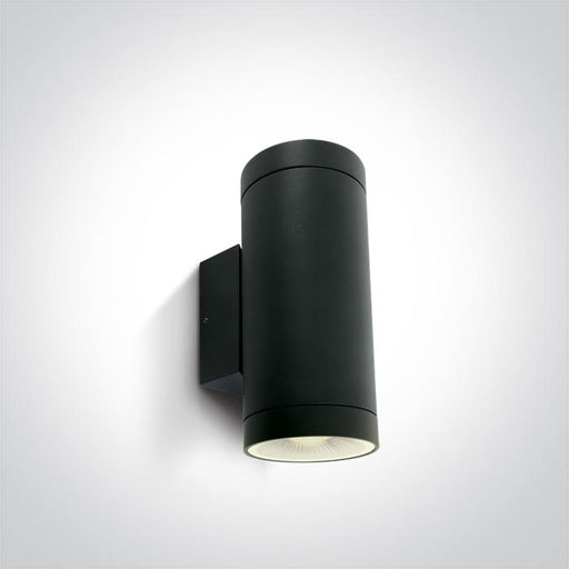 ONE Light Black Wall 2xpar30 20w E27 Ip65 5291889058045 67400E/B