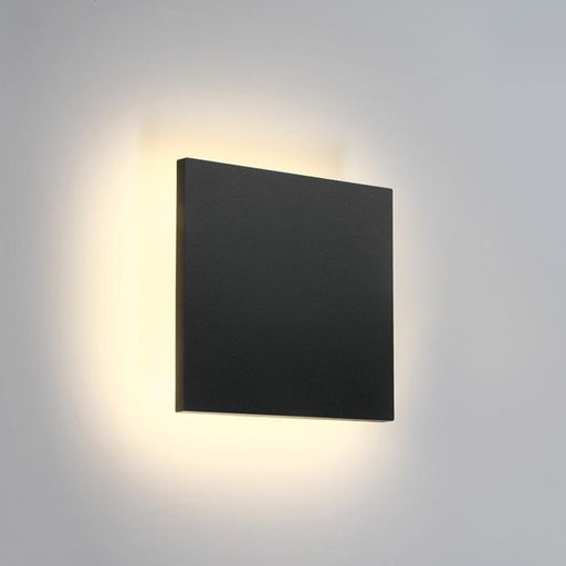 ONE Light Anthracite Wall Led 7w Warm White Ip54 230v Dark Light 5291889057987 67450A/AN/W
