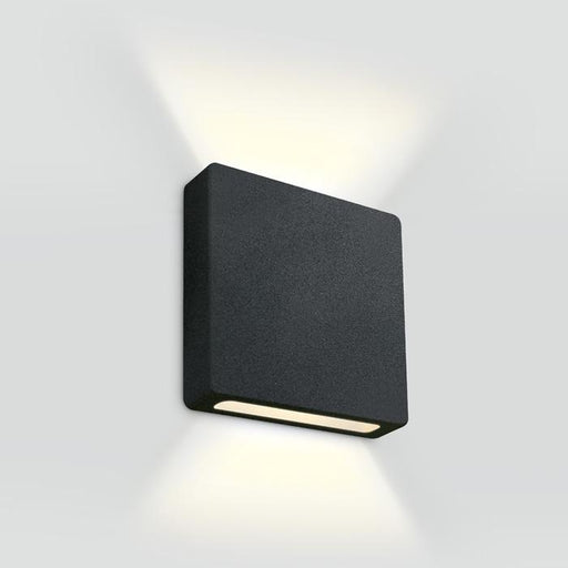 ONE Light Black Ip65 Wall Recessed Cob Led 2w Warm White 700ma Dark Light 5291889058502 68074B/B/W