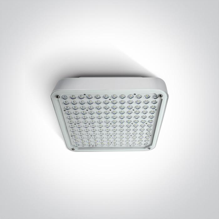 WHITE LED SURFACE 120W DL IP65 100-240V