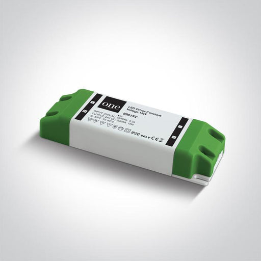ONE Light Led Driver 24v 0-15w Input 230v 5291889035060 89015V