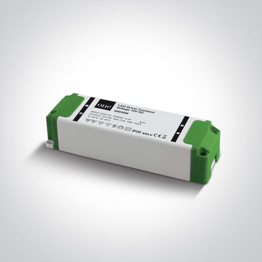 ONE Light Led Driver 12v 0-30w Input 230v 5291889035077 89030W