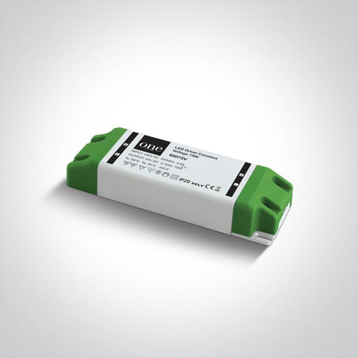 ONE Light Led Driver 24v 0-75w Input 230v 5291889035091 89075V