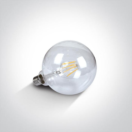 ONE Light Retro Led 5w Ew G125 E27 230v Dimmable 5291889045410 9G06RD/EW/E