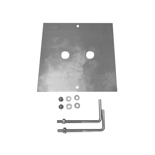 SLV SLV 1000343 Concrete anchor set for SQUARE POLE and ROX ACRYLIC POLE, stainless steel 304 4024163180887 1000343