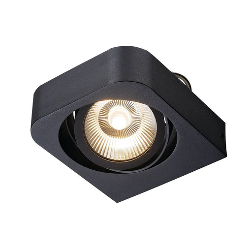 SLV SLV 1000414 LYNAH LED Wall luminaire, single, black, 3000K 4024163187060 1000414
