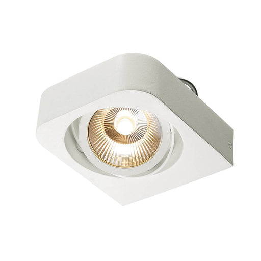SLV SLV 1000415 LYNAH LED Wall luminaire, single, white, 3000K 4024163187077 1000415