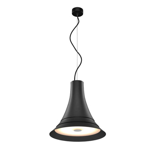 SLV SLV 1000436 BATO 35 PD, LED Indoor pendant light, black, LED, 2700K 4024163187282 1000436